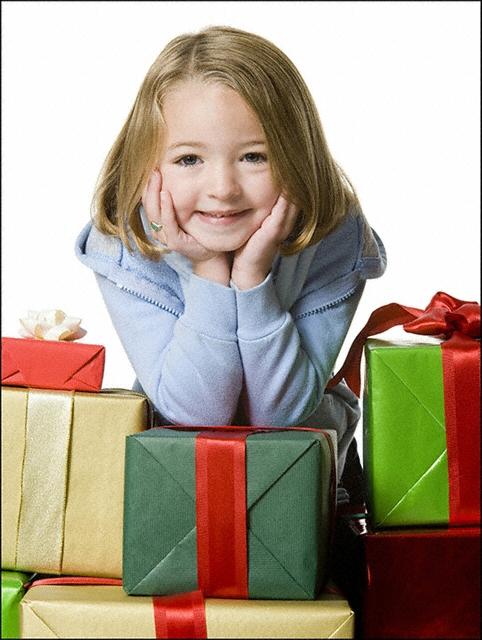 Девочка получила в подарок 499